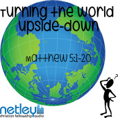 Turning the world upside-down